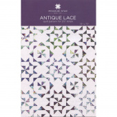 Antique Lace Quilt Pattern by Missouri Star