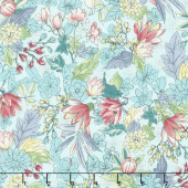 Serene Spring - May Flowers Breeze Yardage