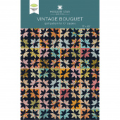 Vintage Bouquet Quilt Pattern by Missouri Star