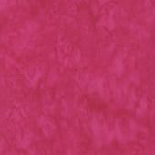 Lava Batik Solids - Flirt Lava Raspberry Yardage