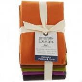 Crossroads Denim Fabric Bundles - Fall Collection