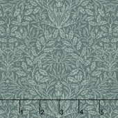 William Morris - Acorn 1884 Dark Sea Foam Yardage
