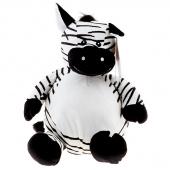 Embroider Buddy Zachary Zebra