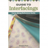 Guide to Interfacings - Carry-Along Reference Guide Book