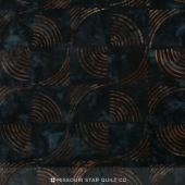 Artisan Batiks - Quilt Blocks Sable Yardage