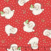 Swell Christmas - Santa Red Yardage