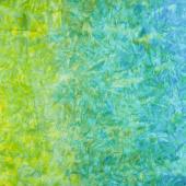 Artisan Batiks - Patina Handpaints Double Ombre Caribbean Yardage