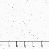 Warm Wishes - Speckled Solid White Yardage