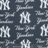MLB Major League Baseball - New York Yankees Allover Yardage