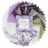 Lilacs in Bloom Charm Pack