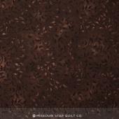 Wilmington Essentials - Coffee Cafe Climbing Vine Dark Brown Yardage