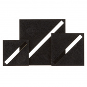 Martelli Half-Square Triangle No-Slip Template Set