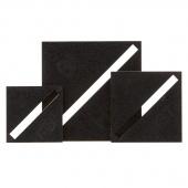Martelli Half-Square Triangle No-Slip Template Set