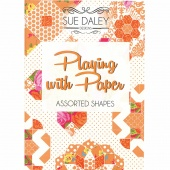 Sue Daley Playing with Paper Assorted Shapes Booklet