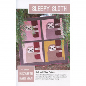 Sleepy Sloth Pattern