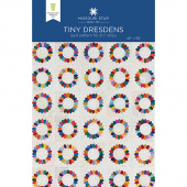 Tiny Dresdens Quilt Pattern by Missouri Star