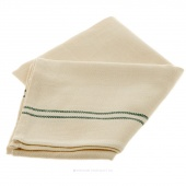 Tea Towel - Vintage Stripe Green