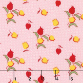 Sugar Sack II - Tulips Carnation Yardage