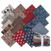 High Adventure 2 Fat Quarter Bundle