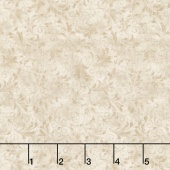 Echo - Tonal Filigree Latte Yardage