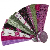 """Wild Orchid 2.5"""" Strips"""