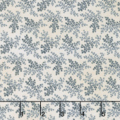 "Charlotte C. 1860 - Branches Antique Digitally Printed 108"" Wide Backing"