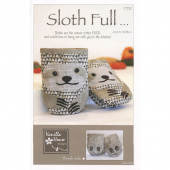 Sloth Full Oven Mitts Pattern