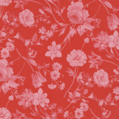 Afternoon Picnic - Tonal Red Yardage