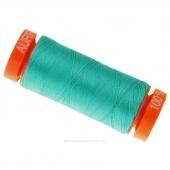Aurifil 50 WT Cotton Mako Spool Thread Light Jade