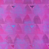 Stitched Batiks - Hive Tyrian Yardage