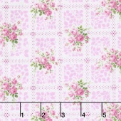 Afternoon in the Attic - Memento Sweet Pea Flannel Yardage