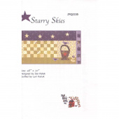 Starry Skies Table Runner Pattern