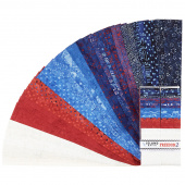 Freedom 2 Batiks Strips