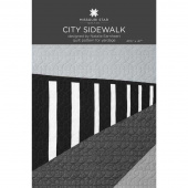 City Sidewalk Quilt Pattern by Missouri Star