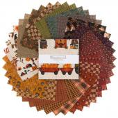 Buttermilk Basin's Pumpkin Farm Charm Pack
