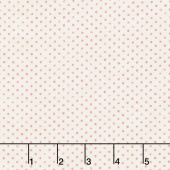 Hopelessly Romantic - Swiss Dot Pink Yardage
