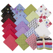 Home Again Fat Quarter Bundle