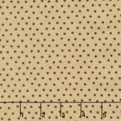Spice It Up - Dotty Light Tan Yardage
