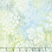 Bella Vita Batiks - Grapes Mist Yardage