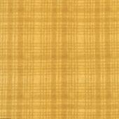 Woolies Flannel - Windowpane Yellow Yardage