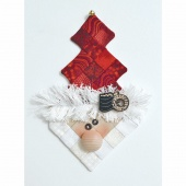Santa Ice Cream Shot® Ornament Kit