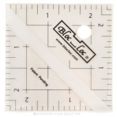 "Bloc Loc  2 1/2"" Square Up Ruler"