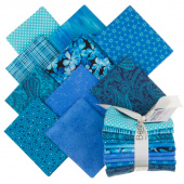 Color Spectrum Favorites Blue Fat Quarter Bundle