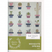 Sue Daley Mesquite Spring Pattern