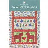 Dala Horse Runner Pattern by Missouri Star