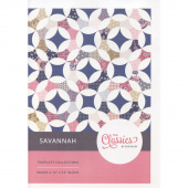 Sue Daley Savannah Classics Pattern with Templates