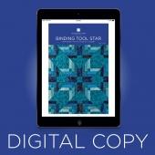 Digital Download - Binding Tool Star Quilt Pattern by Missouri Star