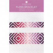Floss Bracelet Quilt Pattern by Missouri Star