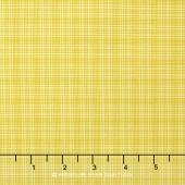 Vine - Plaid Yellow Yardage