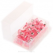 Wonder Clips - Pink (50ct)